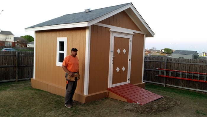 """""""LE SHED """" - Country Life Projects"""