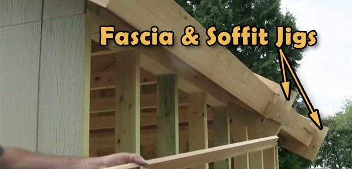 Country Life Projects Fascia & Soffit Jig Plan