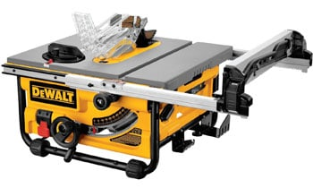 Dewalt DW745 10 inch Table Saw