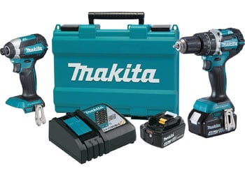 Makita XT269M Imapct Driver & Drill Kit