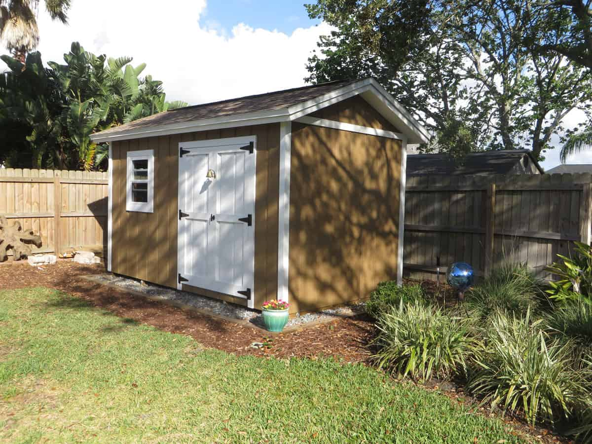 Florida shed country life projects for Shed project