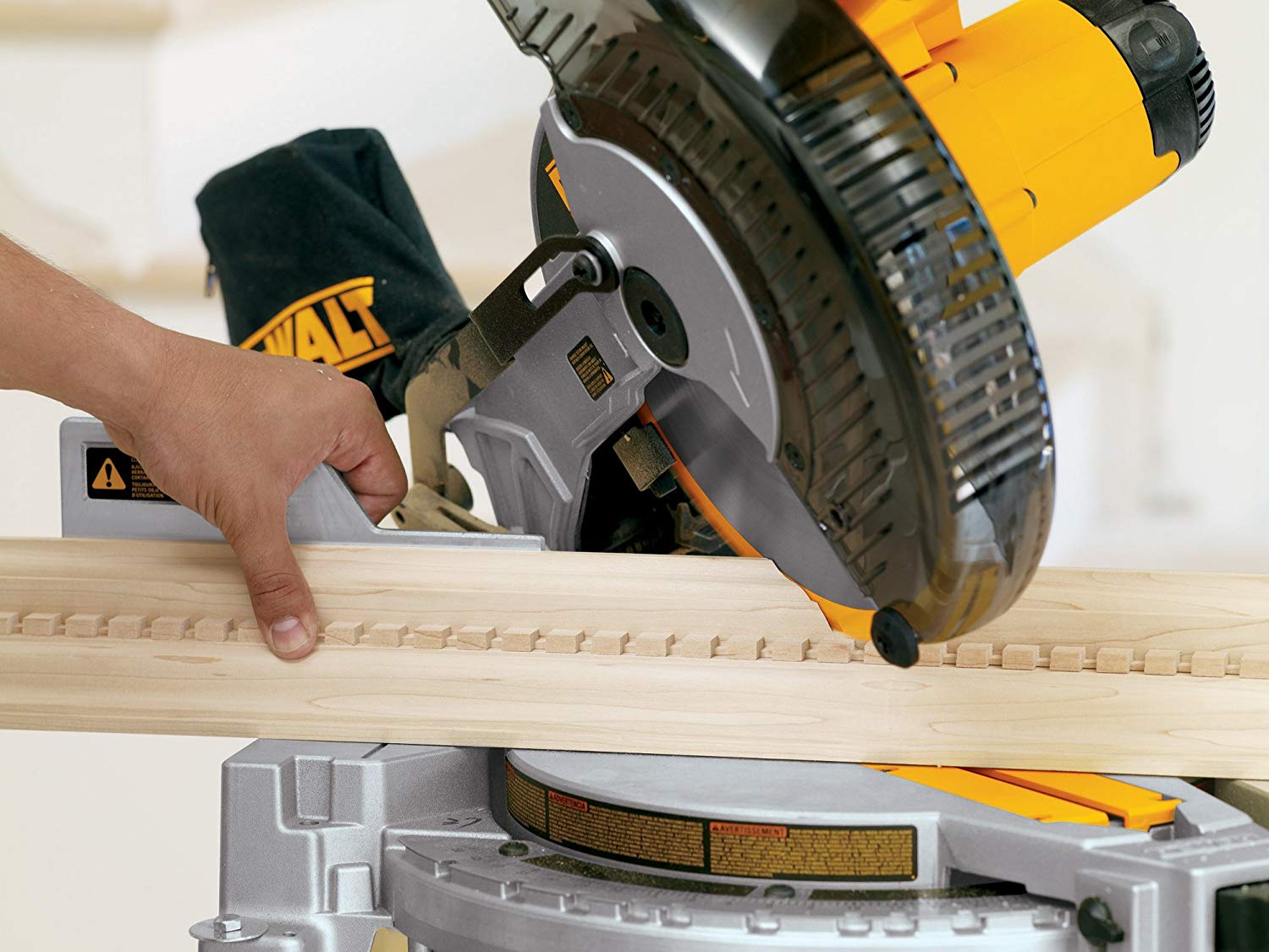 The Most Accurate Miter Saw For Trim Moldings And It S Country Life Projects